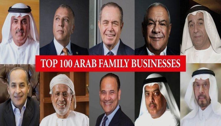 أفضل 100 شركة عربية عائلة
